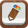 PhotoNoter – write beautiful note on your photo Icon