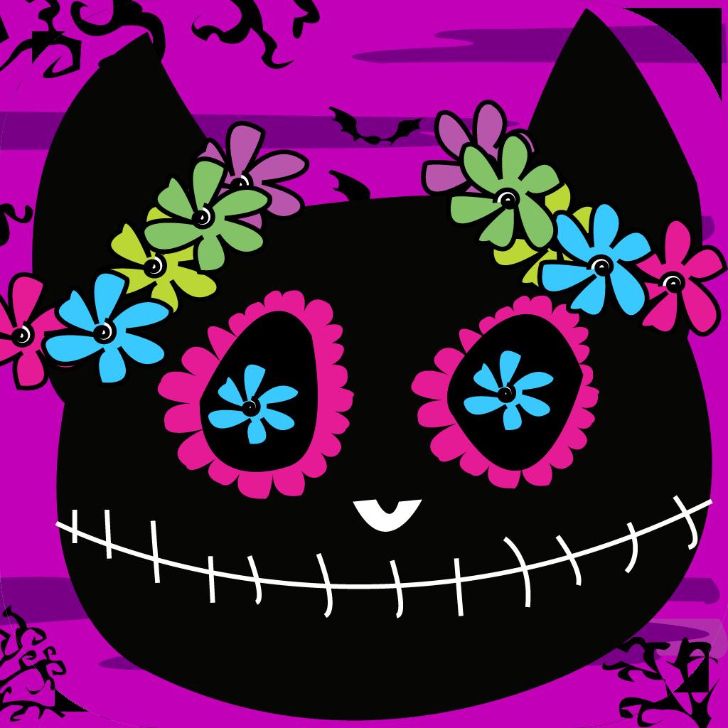 A Zombie Kitty Clicker