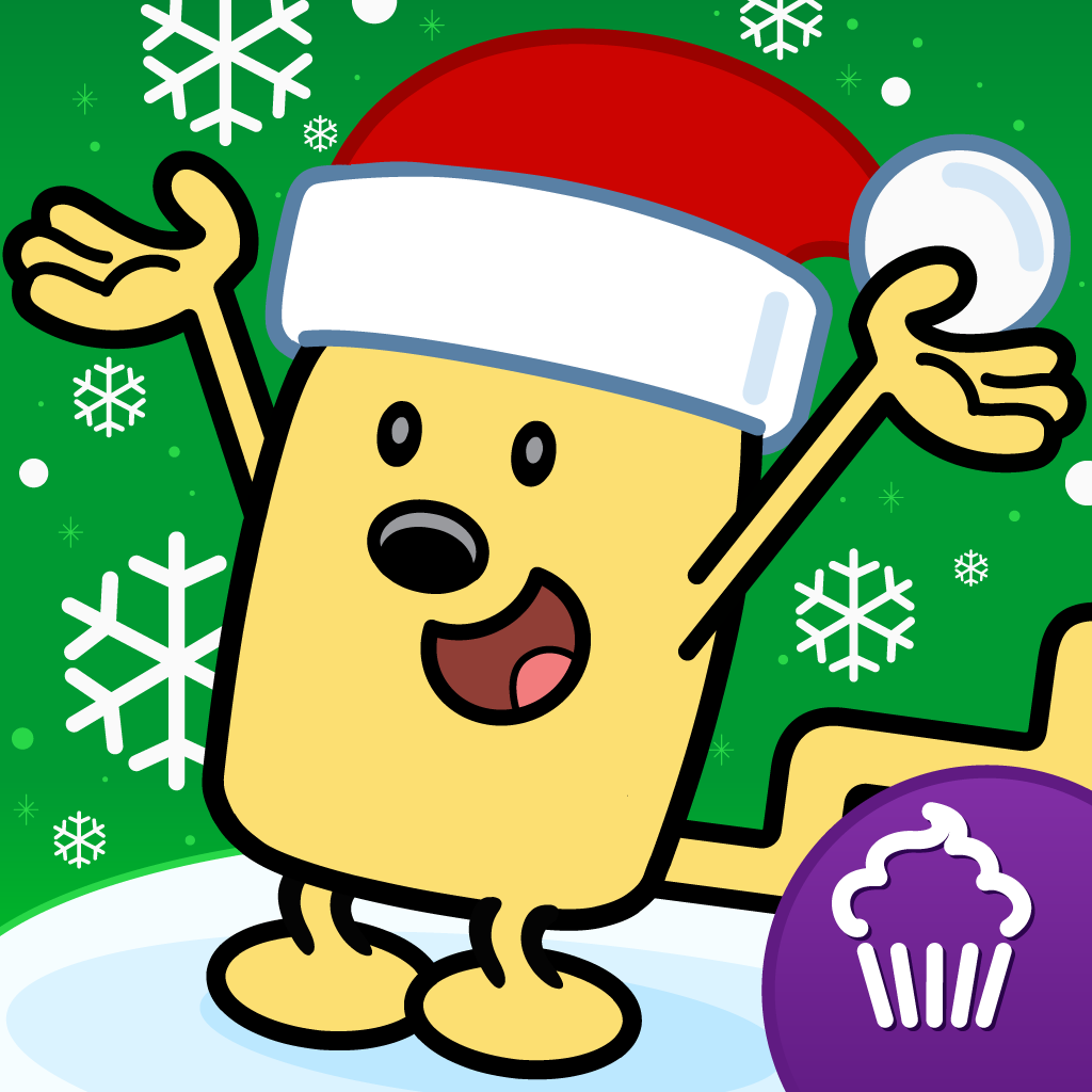 "mzl.vupnvwnm News   Ho! Ho! Ho! Just In Time for the Holidays, Cupcake Digital Delivers ""Wubbzy's The Night Before Christmas,"" A Deluxe Storybook App"
